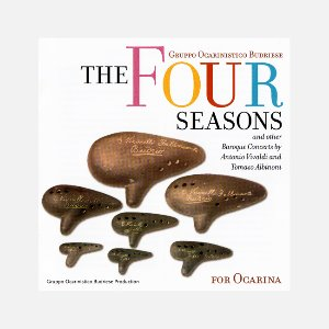 GOB음반 THE FOUR SEASONS